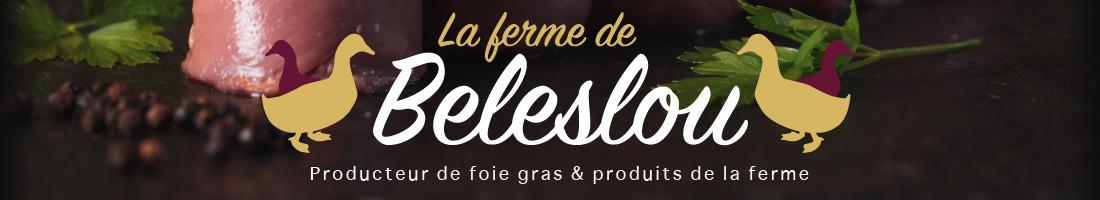 Ferme de Beleslou Logo